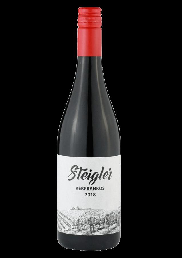 Steigler Kékfrankos 2018