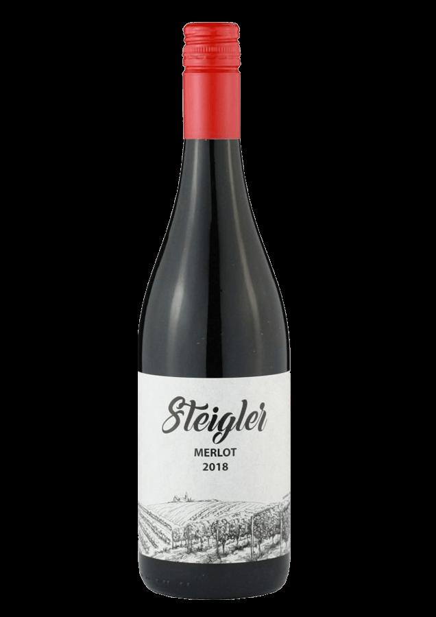 Steigler Merlot 2018