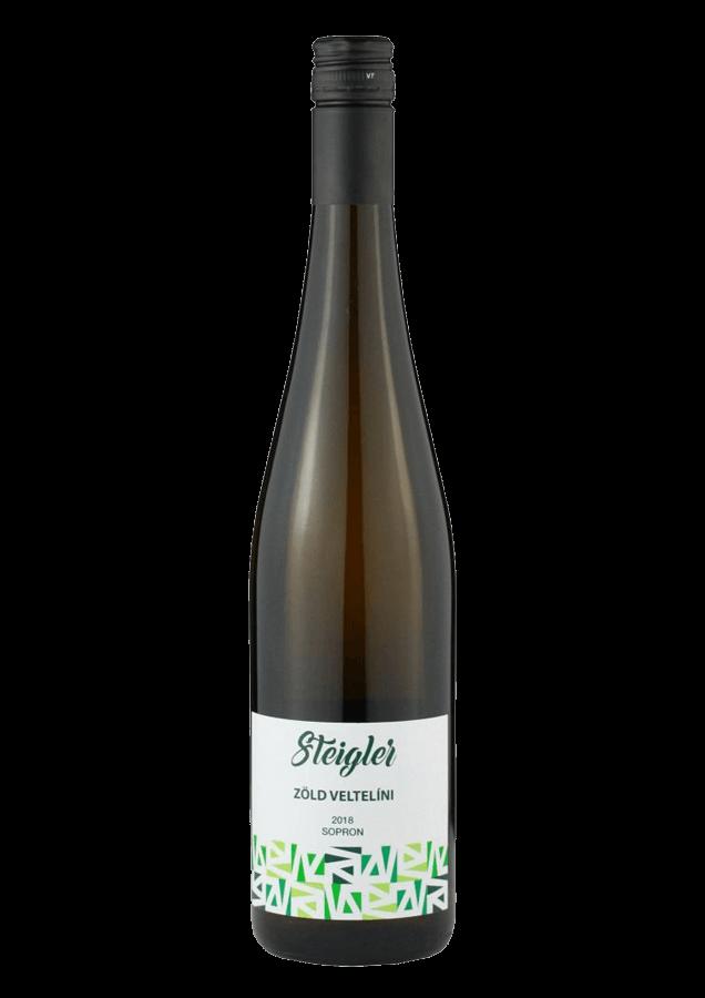 Steigler Zöld Veltelini 2018